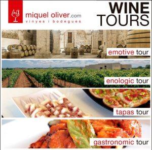 Miquel Oliver: Vinyes i Bodegues