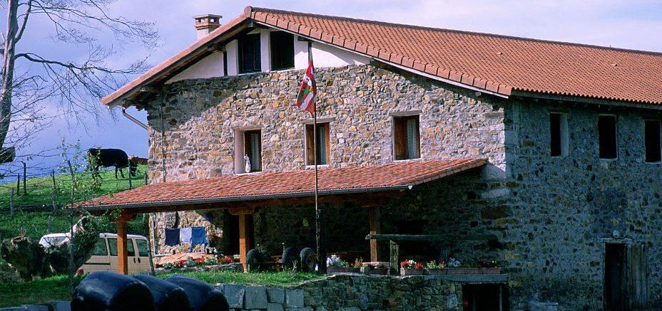 casa rural makaztui