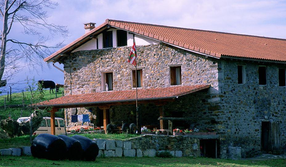 Makaztui: Casa Rural Bizkaina