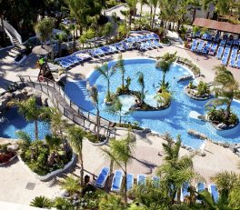 Salou resort and camping