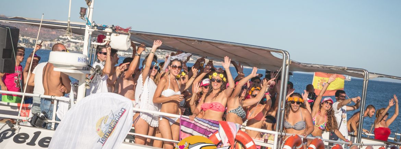 boat party marbella