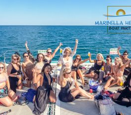 marbella hen do