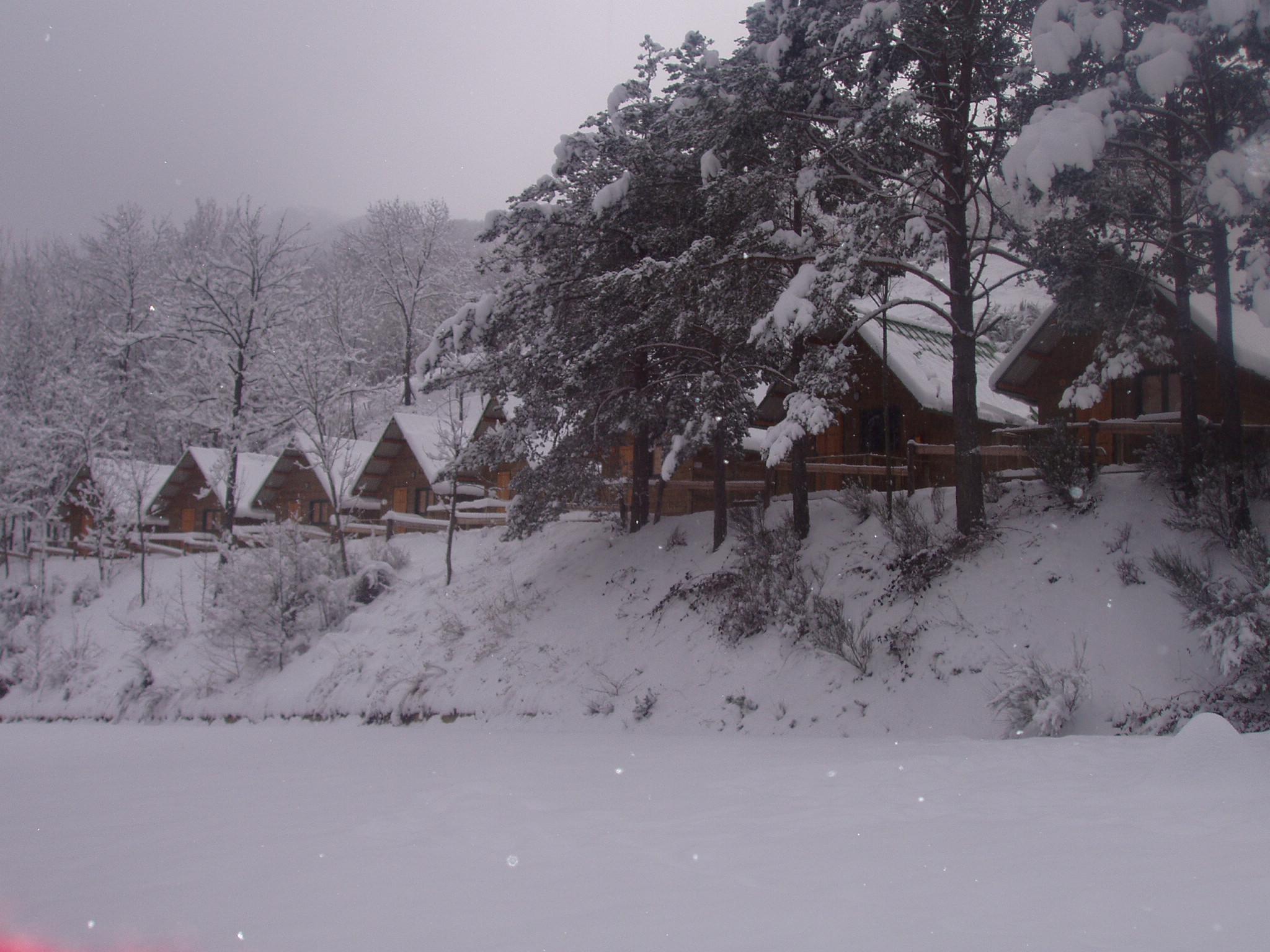 Camping Vall de Ribes