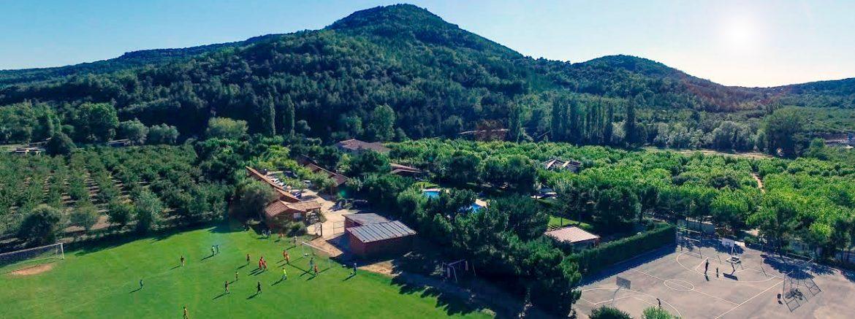 Camping Prades Tarragona