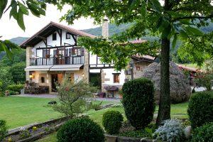 Agroturismos y Casas Rurales de Euskadi