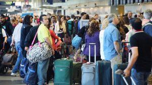 Problemas en el aeropuerto
