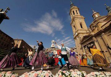 Las Fiestas de Pilar de Zaragoza